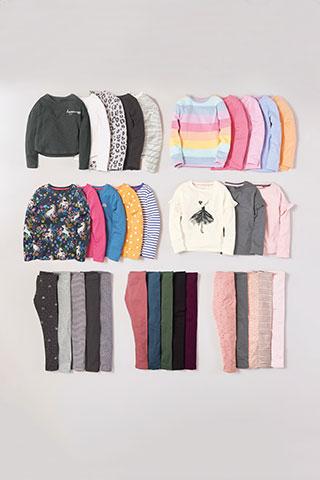 Girls Multipacks
