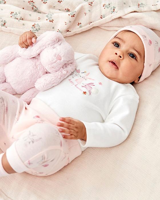 Kolekcia pre bábätká - dievčatá