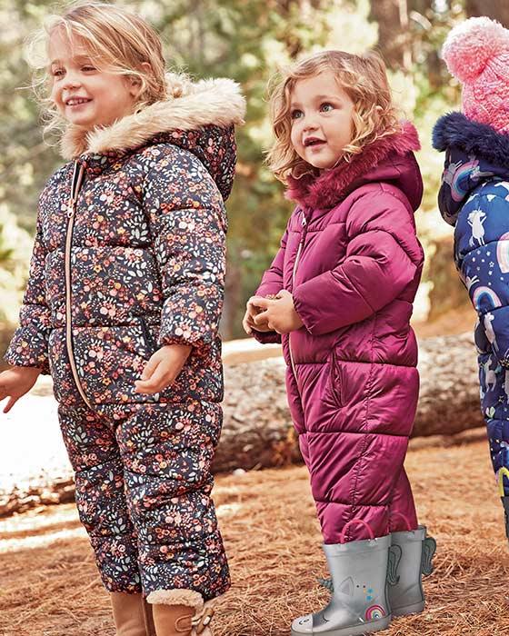 Dievčenské kabáty a bundy