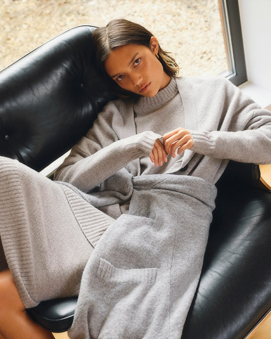 G81-Luxe-vêtements d'intérieur