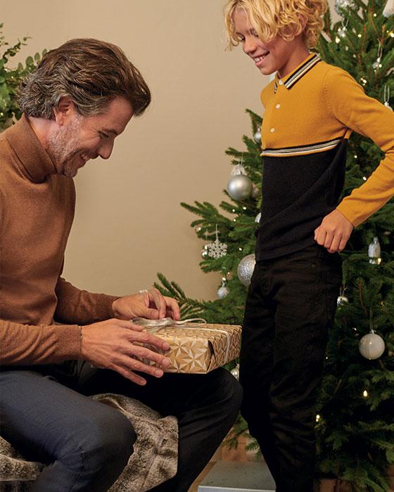 Darčeky pre neho