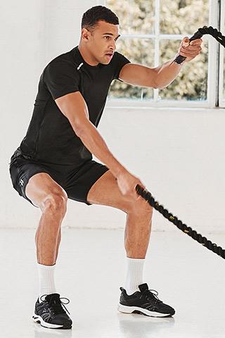 Uomo-Abbigliamento sportivo