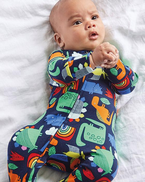 Baby-Romper