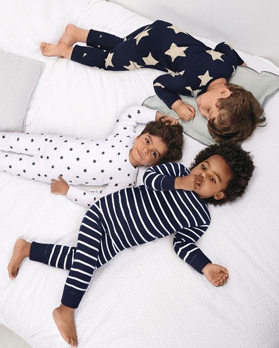 Nočná bielizeň pre chlapcov