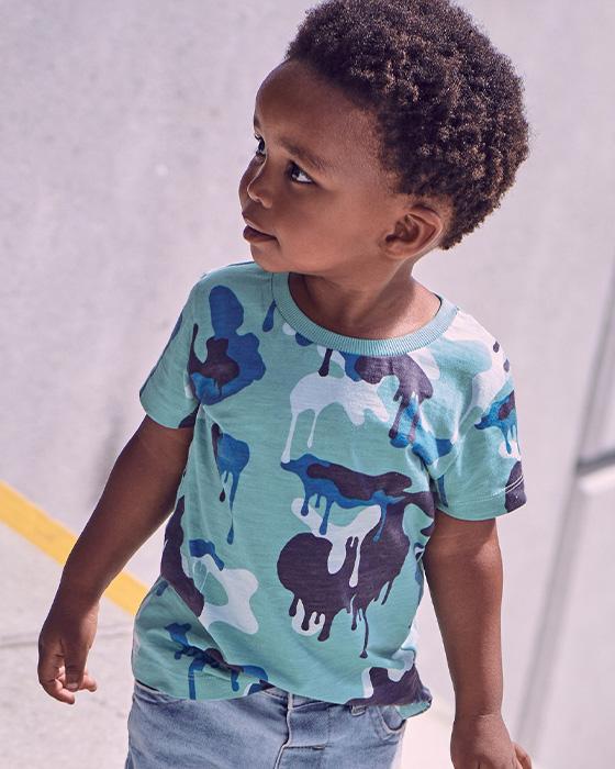 Chlapčenské tričká s potlačou