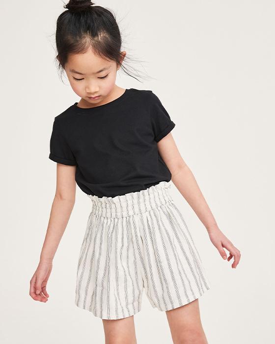 Dievčenské šortky a sukne