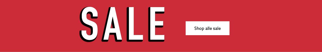 Sale storefront header banner Dutch