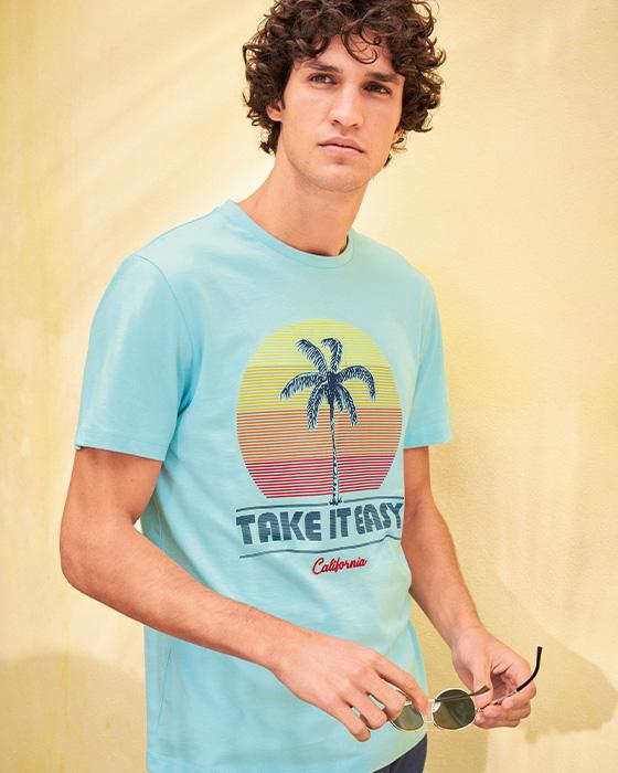Pánske tričká s grafikou