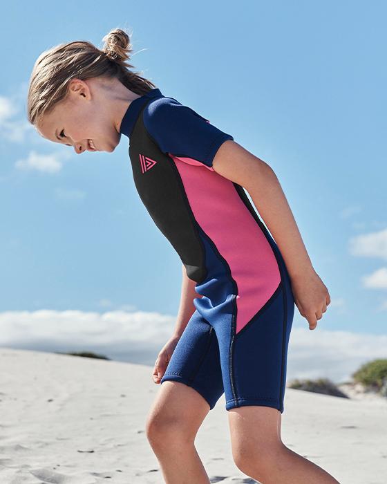 Dievčenské športové odevy